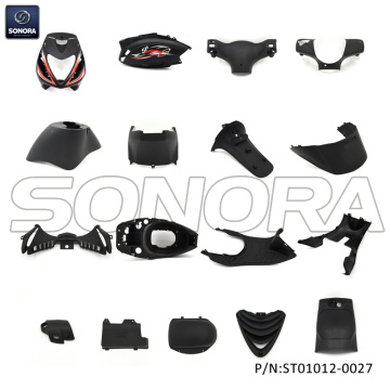 Kit complet de carénage Piaggio ZIP (P / N: ST01012-0027) Top Quality