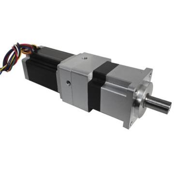 NEMA34 gearbox stepper motor, 86mm gearbox stepping motor, NEMA34 planetary gearbox stepper motor