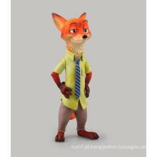 Bonito Animal Personalizado PVC Figura De Ação Crianças Brinquedos Boneca