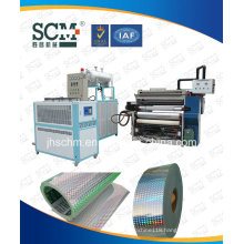 Holographic Seamless Embossing Machine
