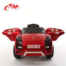 дешевые батареи дистанционного управления детские электромобили 12В/мода дети пластиковые игрушки электрический автомобиль для детей/новые дети электрический автомобиль mp3