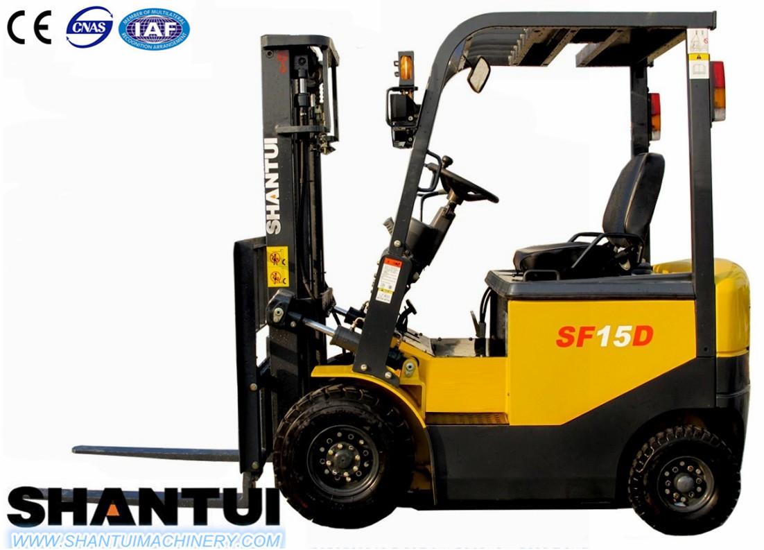 1.8 ton DC motor forklift, forklift, forklift truck, battery forklift, fork lift