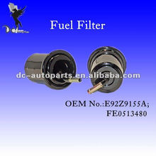 Complete In-Line Fuel Filter para Mazda & Ford E92Z 9155A