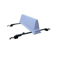 caja de luz de plástico de formación de vacío, caja de luz superior de taxi