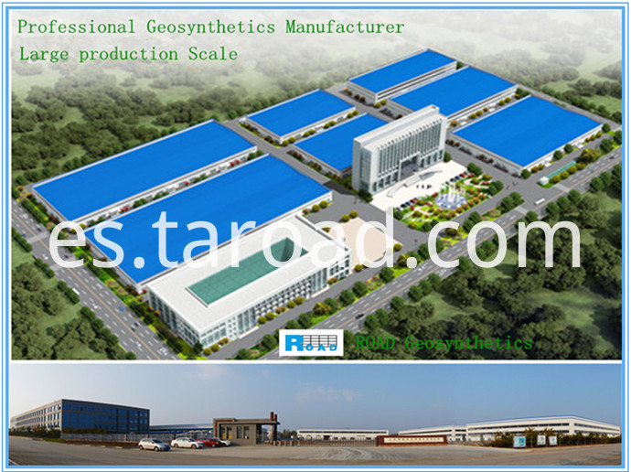 Self-Adhesive Glass Fiber Geogrid factory
