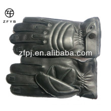 2014 new style curling deerskin leather gloves for winter