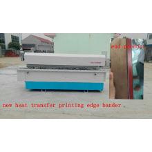 Nueva máquina de banda de borde de impresión de transferencia de calor