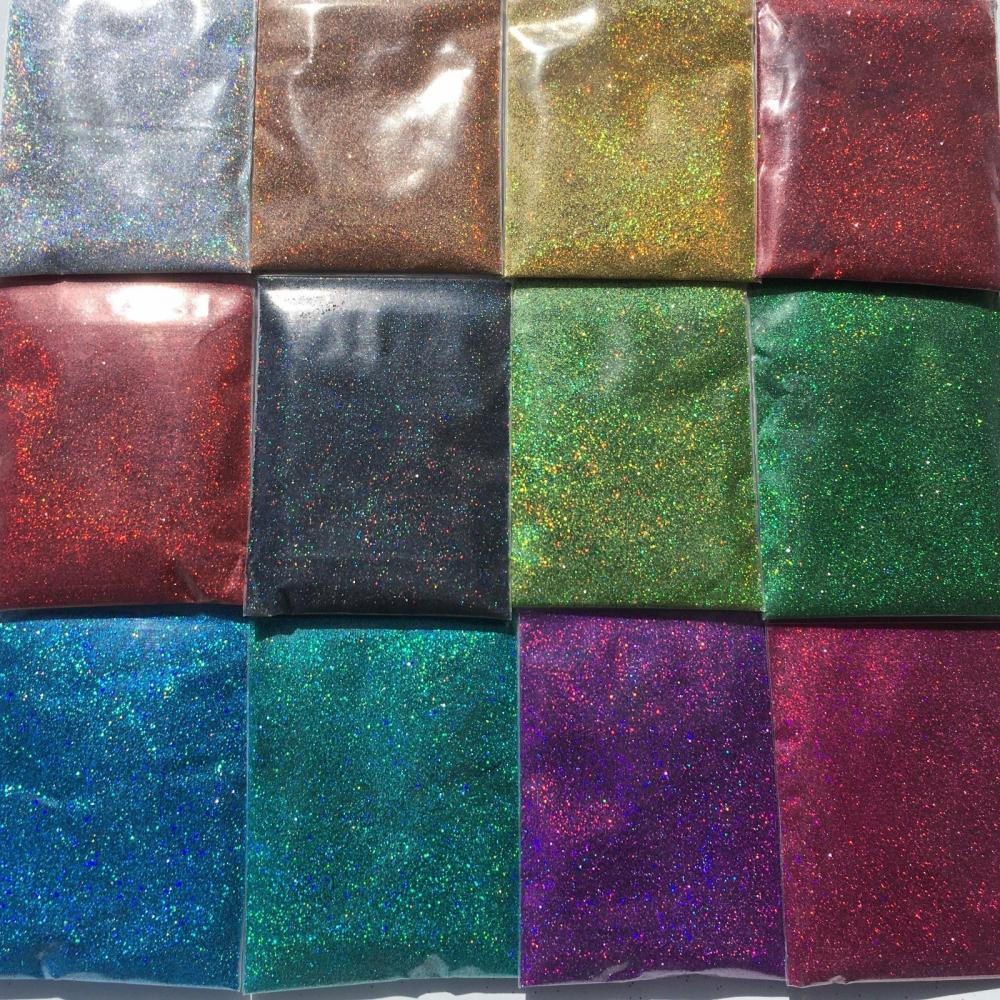 Bulk Glitter Powders