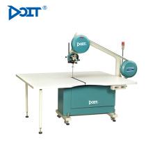 Preço industrial da máquina de corte da faca da faixa do pano dos vestuários do DT 900BK
