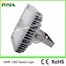 Luz del túnel de 100W LED con más de 5 años de garantía