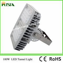 Luz do túnel do diodo emissor de luz 100W com mais de 5 anos de garantia