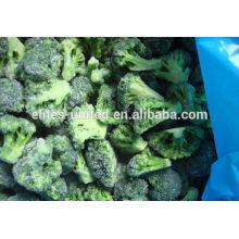Graines de brocolis congelées iqf organiques en Chine