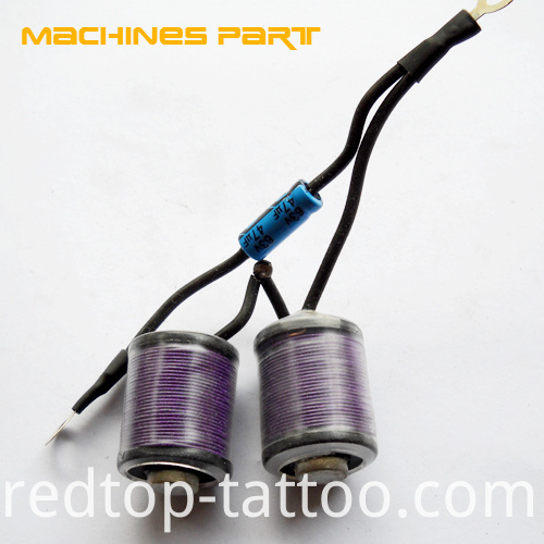 choil for tattoo machine
