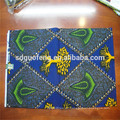 La cera africana de calidad estupenda imprime la cera hollandais de la tela