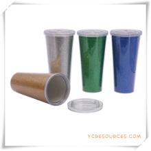Botella de agua sin BPA para regalos promocionales (HA09057)