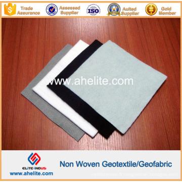 Divers géotextiles non tissés de polypropylène de polyester d'animal familier de couleur