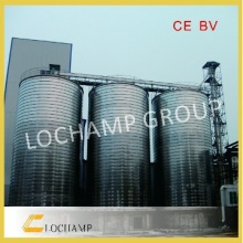 Stainless Steel Silo For Raw Material