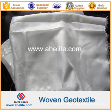Filament PP Polypropylene Pet Polyester Woven Geotextile