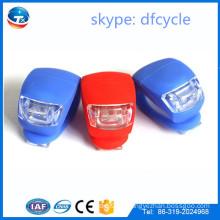 Fahrrad Zubehör LED Licht Silikon LED Licht