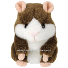 Factory Wholesale Repeat Pet Talking Hamster Toy