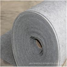 Tela no tejida usada en agricultura