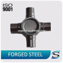 Eixo comum pequeno cerificado da liga universal do aço de liga do ISO 9001 para o carregador da roda