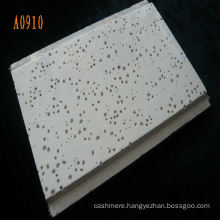 Acoustic Mineral Fiber Ceiling Board for Interior Decoration