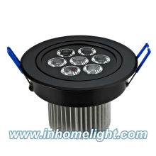 108*70mm 7W led ceiling lamp led down light