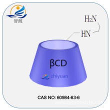 China for Mono Toluenesulfonyl Beta Cyclodextrin Mono-6-ethanediamine-6-deoxy beta cyclodextrin export to Vatican City State (Holy See) Wholesale