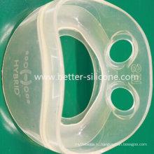 Медицинская биомоторная силиконовая резиновая маска для лица