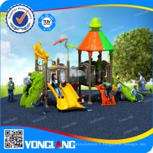 Équipement de terrain de jeux extérieur de la maternelle