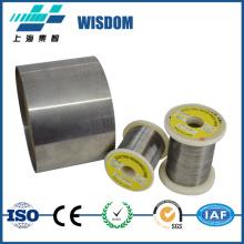 Alliage de chauffage de résistance de Nichrome Ni60cr15