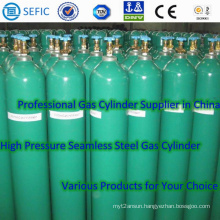 50L Tped Approved High Pressure Seamless Steel Cylinder (EN ISO9809)