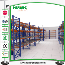 Heavy Duty Warehouse Longspan Storage Metal Pallet Racking
