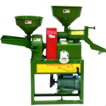 1 Tonne automatische Reismühle Reismühle Anlage