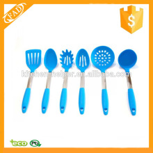 Simples e saudável Silicone Utensílio utensílio de cozinha Gift Set