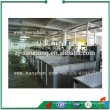 Оборудование для сушки горячим воздухом Sanshon для овощей и фруктов