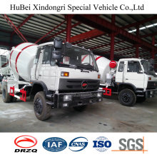 4-6cbm Chufeng Concrete Mixer Truck with Yuchai Engine