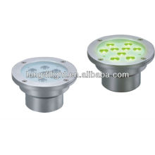 9X3W RGB 3in1 tricolor LED Underground Light IP67