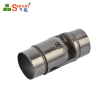 Custom Stainless Steel 304 Adjustable 90 Degrees Stair Handrail Elbow Connector Fitting