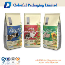 wholesale custom printing plastic packaging bags for cat and dog food made in china