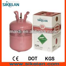 Combustible refrigerante mixto R410A