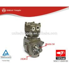 Aplicação de compressor de ar genuíno M3017-3509100 para YuChai YC6M