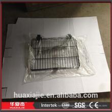 Steel wall basket