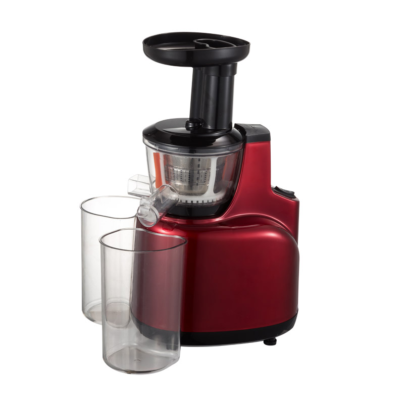 300W Original taste red slow juicer