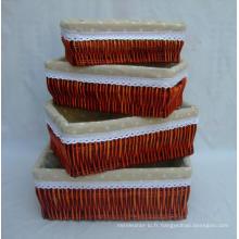 (BC-WB1025) Panier de saule naturel artisanal de haute qualité / panier-cadeau