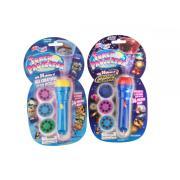 El feneri projektör ile 24 fotoğraf, 8 fotoğraf / disk için çocuk oyuncak