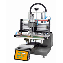 Mini-Bildschirm Flachdruckmaschine mit Tretmühle