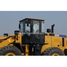 Top Quality SEM652D 5ton Front Wheel Loader