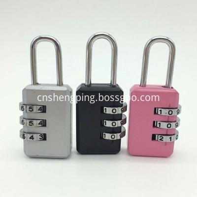 zinc alloy padlock